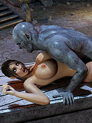 A hard sex time in the dungeon - Krat Gisela by Blackadder